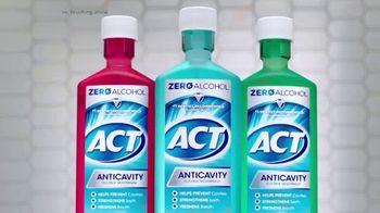 ACT Anti-Cavity Rinse TV Spot, 'Feel Fearless' - Thumbnail 7