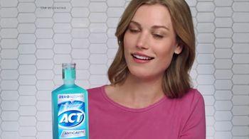 ACT Anti-Cavity Rinse TV Spot, 'Feel Fearless' - Thumbnail 9