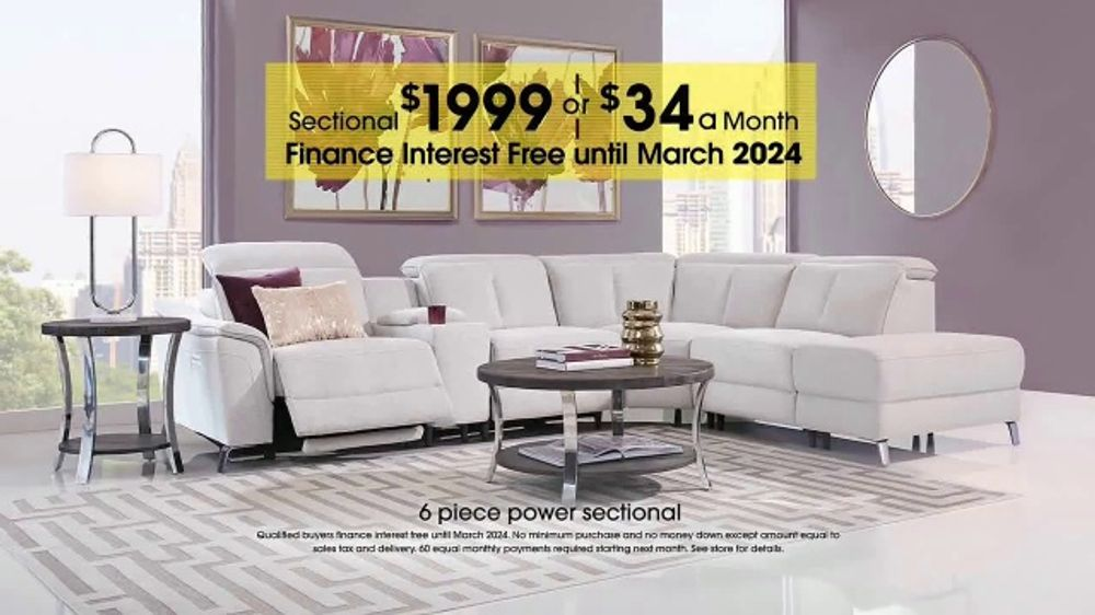 Prime Rooms To Go Anniversary Sale Tv Commercial Dual Power Reclining Sectional Video Beatyapartments Chair Design Images Beatyapartmentscom