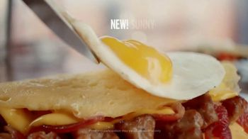 Denny's Ooh La La Omelettes TV Spot, 'The Art of the Omelette'