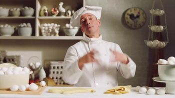 Denny's Ooh La La Omelettes TV Spot, 'The Art of the Omelette' - Thumbnail 7
