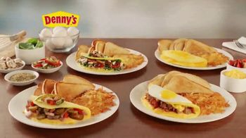 Denny's Ooh La La Omelettes TV Spot, 'The Art of the Omelette' - Thumbnail 9