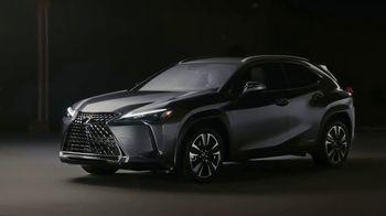 Lexus UX TV Spot, 'Food Network: Reinvention' Featuring Eddie Jackson [T1] - Thumbnail 10