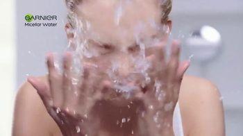 Garnier Micellar Cleansing Water TV Spot, 'For Sensitive Skin' - Thumbnail 1