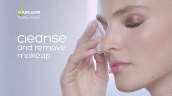 Garnier Micellar Cleansing Water TV Spot, 'For Sensitive Skin' - Thumbnail 6