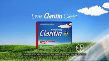 Claritin TV Spot, 'Feel the Clarity: Video Game' - Thumbnail 10