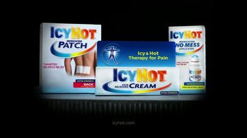Icy Hot TV Spot, 'Overcome Pain' Featuring Shaquille O'Neal - Thumbnail 10