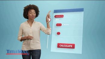 TitleMax TV Spot, \'I Got My Title Back\'