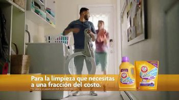 Arm & Hammer Plus OxiClean with Odor Blasters TV Spot, 'Los ciclos de la vida' [Spanish] - Thumbnail 7