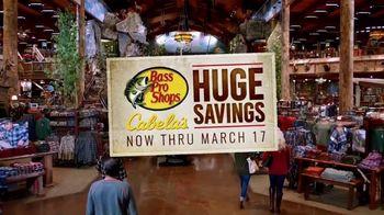 Bass Pro Shops TV Spot, 'Ugly Stik Spinning Combos & Kayaks'
