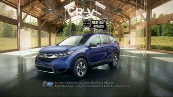 2019 Honda CR-V TV Spot, 'Ready for Adventure' [T1] - Thumbnail 10