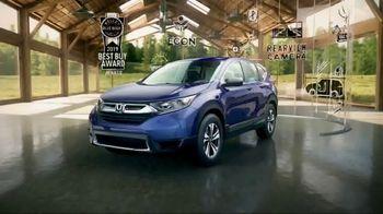 2019 Honda CR-V TV Spot, 'Ready for Adventure' [T1] - Thumbnail 2