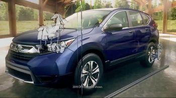 2019 Honda CR-V TV Spot, 'Ready for Adventure' [T1] - Thumbnail 4