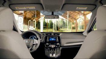 2019 Honda CR-V TV Spot, 'Ready for Adventure' [T1] - Thumbnail 5