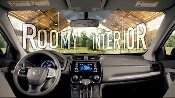 2019 Honda CR-V TV Spot, 'Ready for Adventure' [T1] - Thumbnail 6
