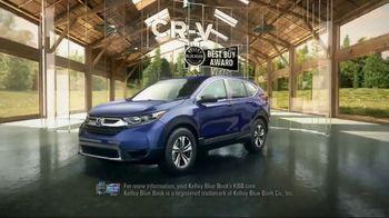 2019 Honda CR-V TV Spot, 'Ready for Adventure' [T1] - Thumbnail 9