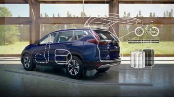 2019 Honda CR-V TV Spot, 'Ready for Adventure' [T1]