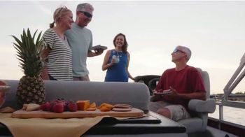 Ranger Boats Reata Pontoons TV Spot, 'Peace of Mind'