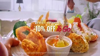 Red Lobster Lobsterfest TV Spot, 'Most Dishes: 10 Percent Off' - Thumbnail 10