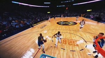 NextVR TV Spot, 'NBA Basketball' - Thumbnail 1