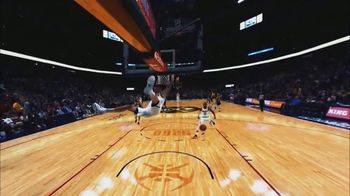 NextVR TV Spot, 'NBA Basketball' - Thumbnail 2