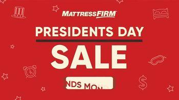 Mattress Firm Presidents Day Sale TV Spot, 'King for a Queen: Serta' - Thumbnail 2