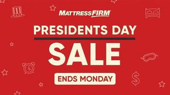Mattress Firm Presidents Day Sale TV Spot, 'King for a Queen: Serta'