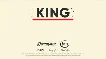 Mattress Firm Presidents Day Sale TV Spot, 'King for a Queen: Serta' - Thumbnail 4
