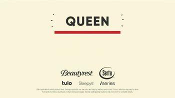 Mattress Firm Presidents Day Sale TV Spot, 'King for a Queen: Serta' - Thumbnail 5
