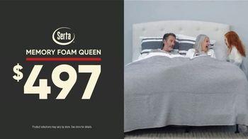 Mattress Firm Presidents Day Sale TV Spot, 'King for a Queen: Serta' - Thumbnail 7