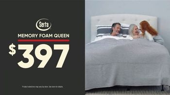 Presidents Day Sale: King for a Queen: Serta thumbnail