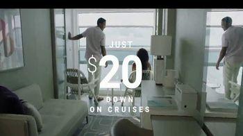 Celebrity Cruises Twenty Twenty Sale TV Spot, 'Unforgettable Family Vacation' - Thumbnail 3