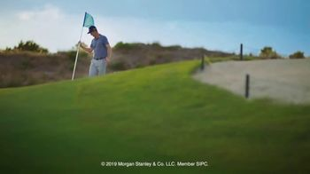 Morgan Stanley TV Spot, 'Teamwork' Featuring Justin Rose - Thumbnail 10