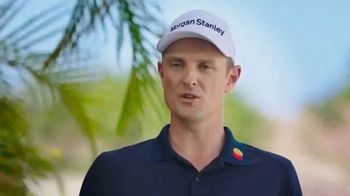 Morgan Stanley TV Spot, 'Teamwork' Featuring Justin Rose - Thumbnail 9