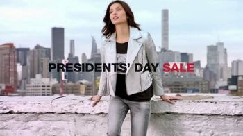 Macy's Presidents Day Sale TV Spot, 'Furniture and Levi's for All' - Thumbnail 1