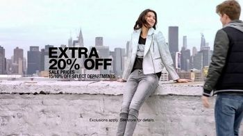Macy's Presidents Day Sale TV Spot, 'Furniture and Levi's for All' - Thumbnail 2