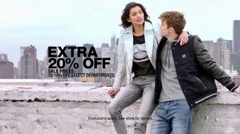 Macy's Presidents Day Sale TV Spot, 'Furniture and Levi's for All'