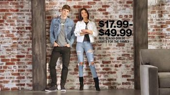 Macy's Presidents Day Sale TV Spot, 'Furniture and Levi's for All' - Thumbnail 8