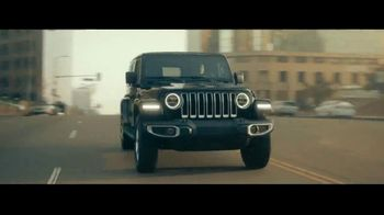 2018 Jeep Wrangler TV Spot, 'Made For' Song by Carrollton [T1]