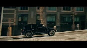 2018 Jeep Wrangler TV Spot, 'Made For' Song by Carrollton [T1] - Thumbnail 5