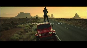 2018 Jeep Wrangler TV Spot, 'Made For' Song by Carrollton [T1] - Thumbnail 7