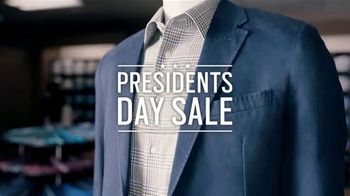 Men's Wearhouse Presidents Day Sale TV Spot, 'Come Shop With Us' - Thumbnail 3