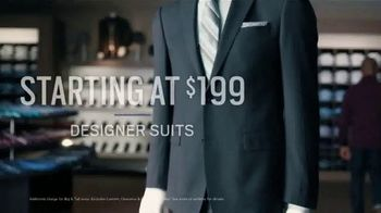 Men's Wearhouse Presidents Day Sale TV Spot, 'Come Shop With Us' - Thumbnail 5