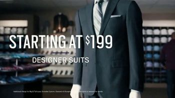 Men's Wearhouse Presidents Day Sale TV Spot, 'Come Shop With Us' - Thumbnail 6