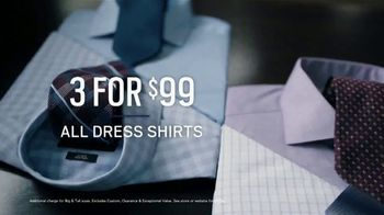 Men's Wearhouse Presidents Day Sale TV Spot, 'Come Shop With Us' - Thumbnail 7