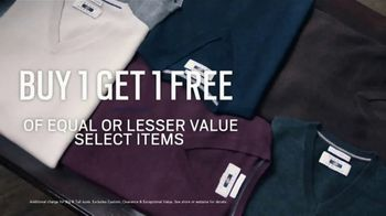 Men's Wearhouse Presidents Day Sale TV Spot, 'Come Shop With Us' - Thumbnail 9