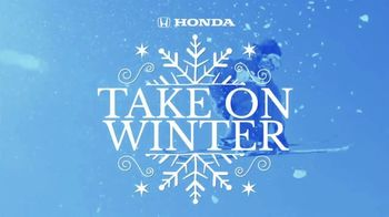 Honda Presidents Day Sales Event TV Spot, 'Conquer the Cold'  [T2] - Thumbnail 7