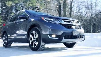 Honda Presidents Day Sales Event TV Spot, 'Conquer the Cold'  [T2] - Thumbnail 3