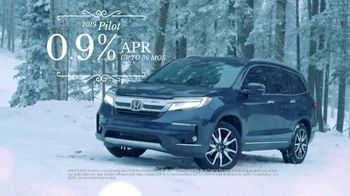 Honda Presidents Day Sales Event TV Spot, 'Conquer the Cold'  [T2] - Thumbnail 5