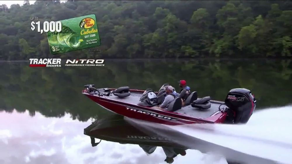 Bass Pro Shops Spring Fishing Classic Tv Commercial Bass Tracker Classic Boat Ispot Tv